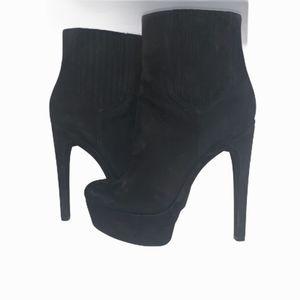 Rachel Zoe Audrey Platform Ankle Boot 7